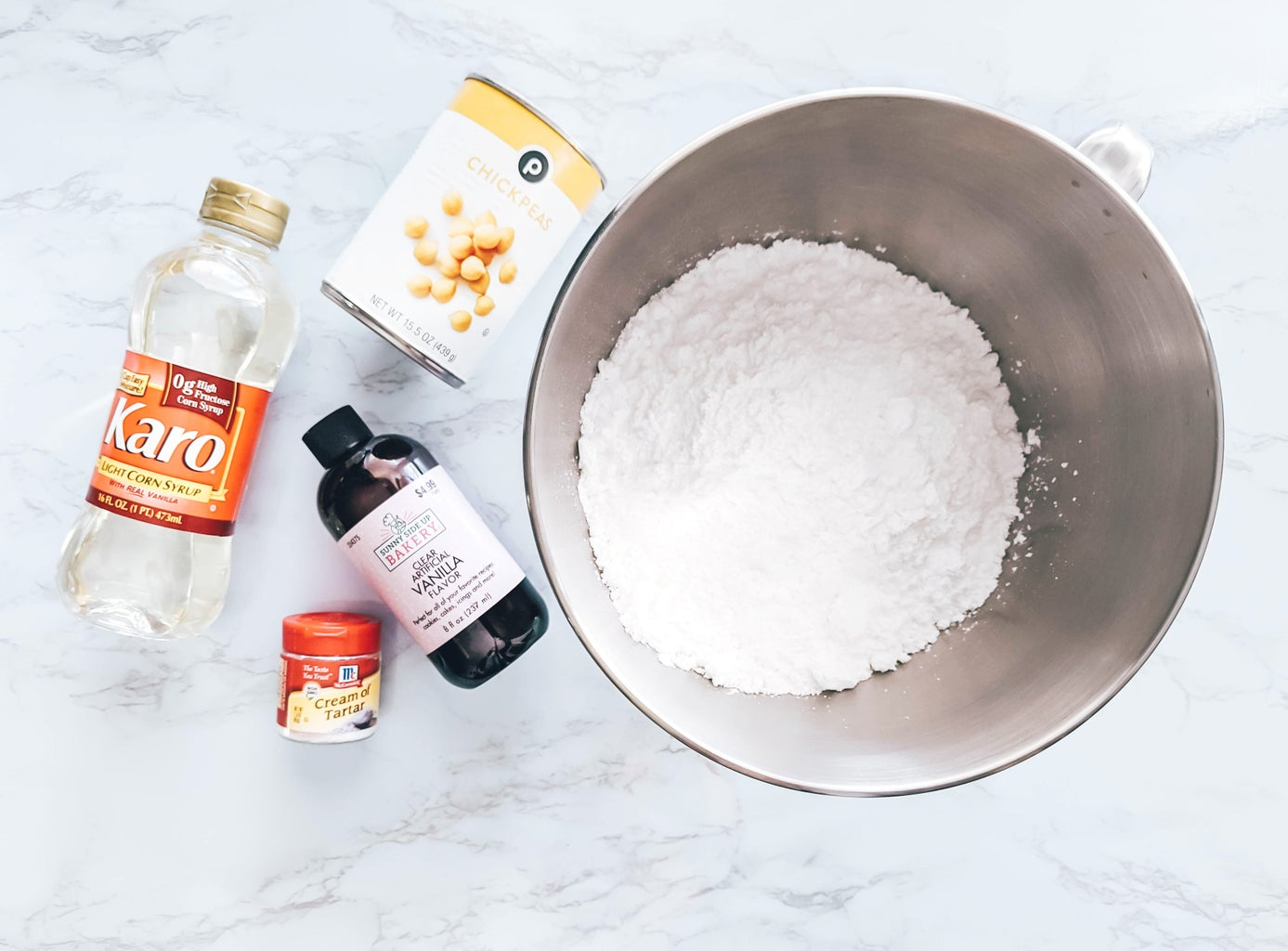 Gather Your Royal Icing Ingredients and Tools