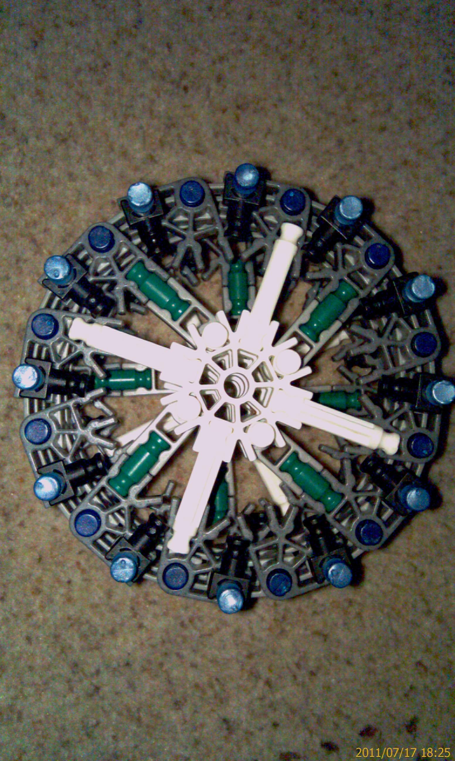 Knex Wheel