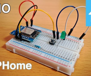 Using GPIO Pins With ESPHome & Home Assistant