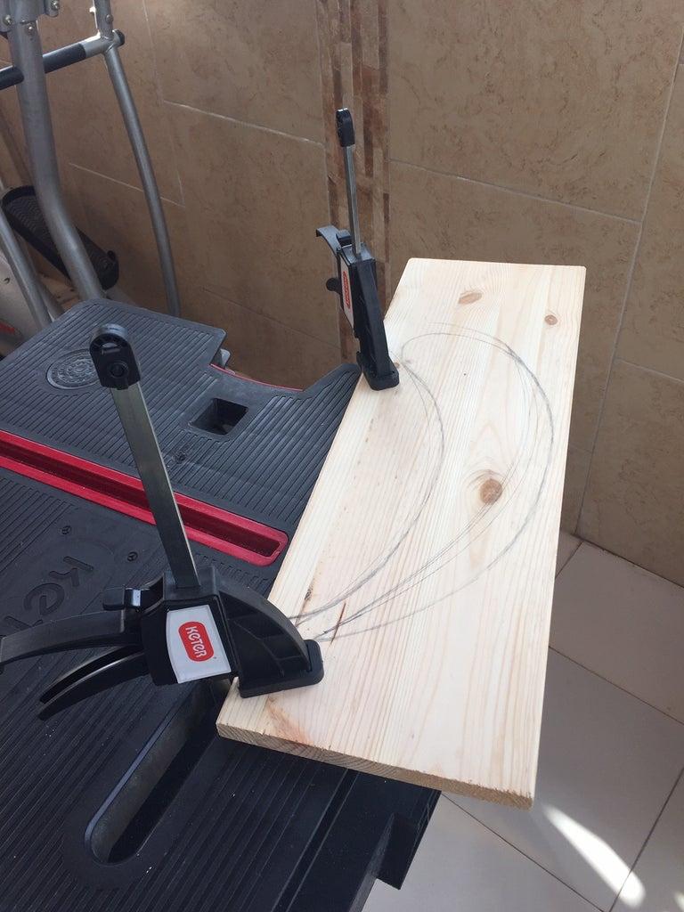 Make a Wooden Base