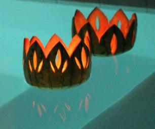 Watermelon Floating Lanterns