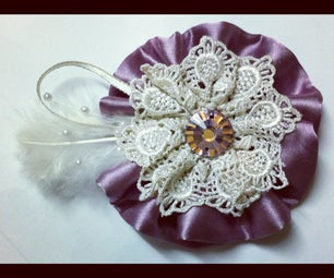 The Painters Hat Elegant and Vintage Hair Accessories