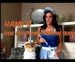 Dog Costume Fashion Show