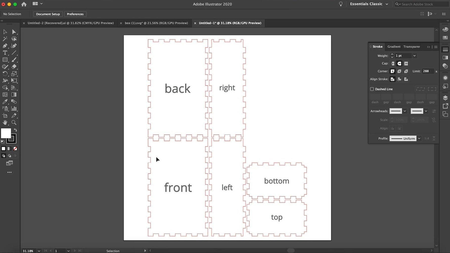 Modify SVG With Decorative Features