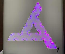 EFM8BB1 Kinetic Light Triangles