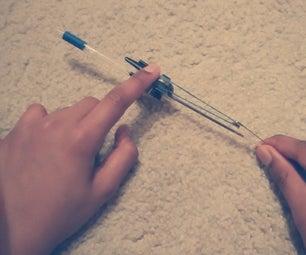 Cool Pen Rocket Launcher!!!