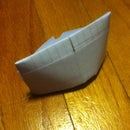 Origami Deli Hat