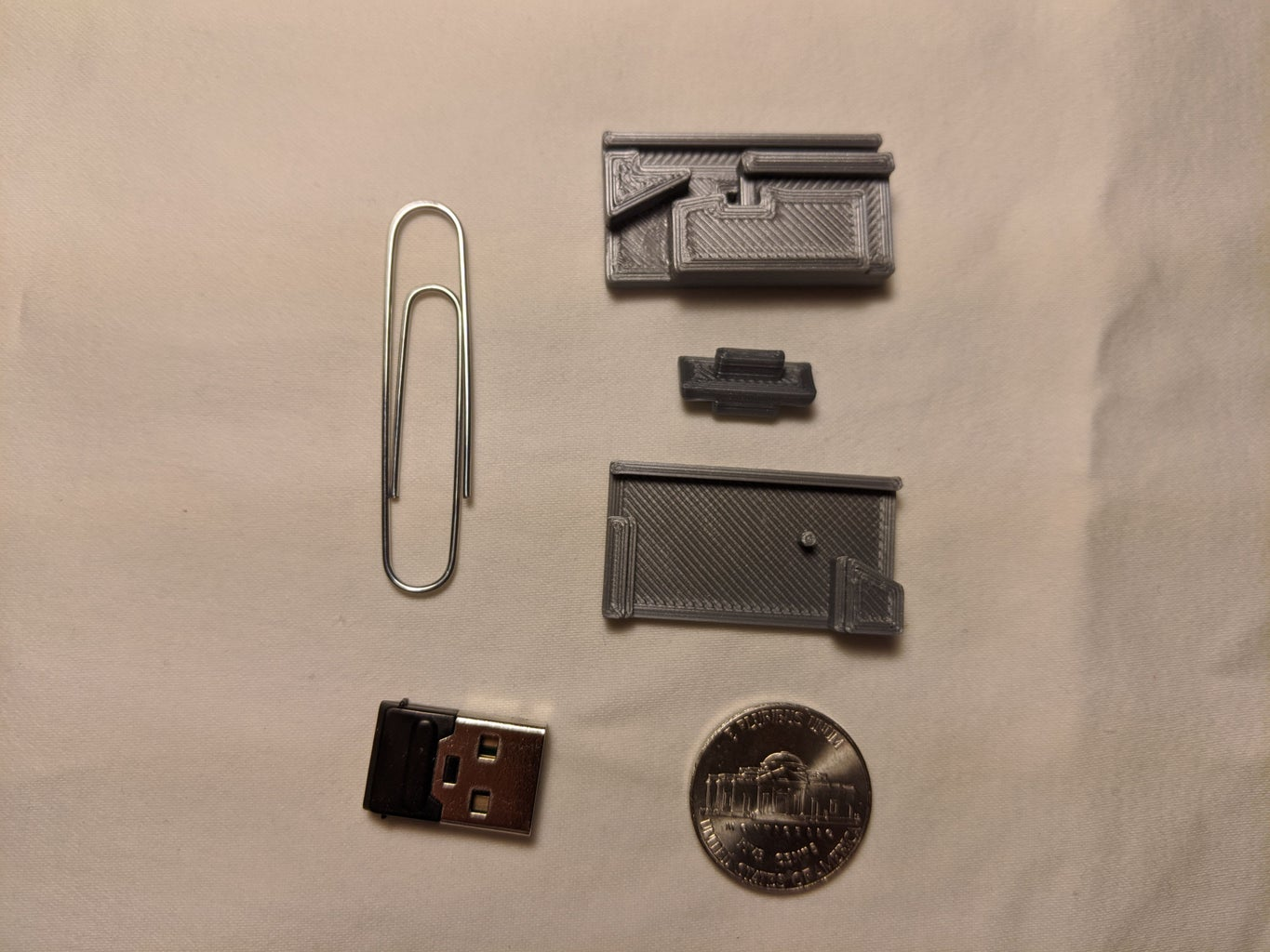 3D-Printed Electric Slide Switch (Using Only a Paperclip)