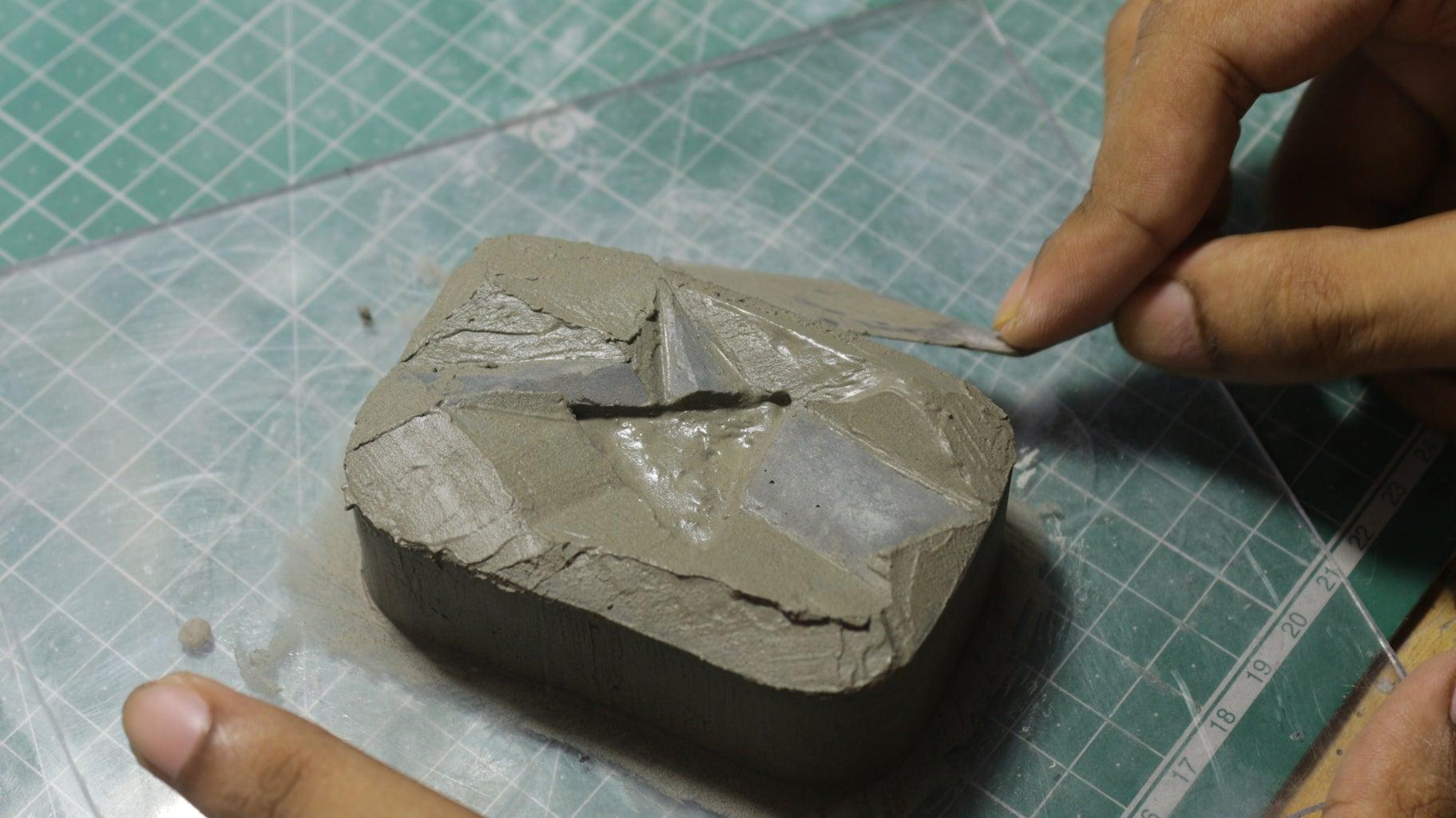 Demoulding the Piece