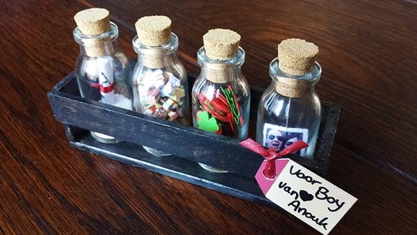 Valentine Bottles