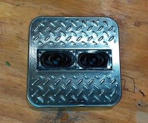 Gift Card Tin USB Speaker $3 Build