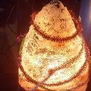 Salt Lamp Christmas Tree