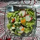 AROMA  - Spring  Vitamin  Salad  From  My Garden