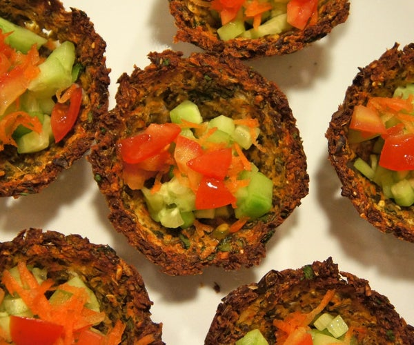 Sprouted Moong/Mung Bean Cups