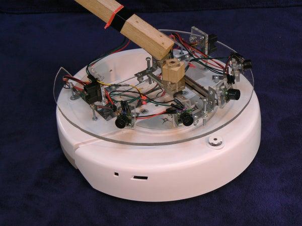 EyeRobot - the Robotic White Cane