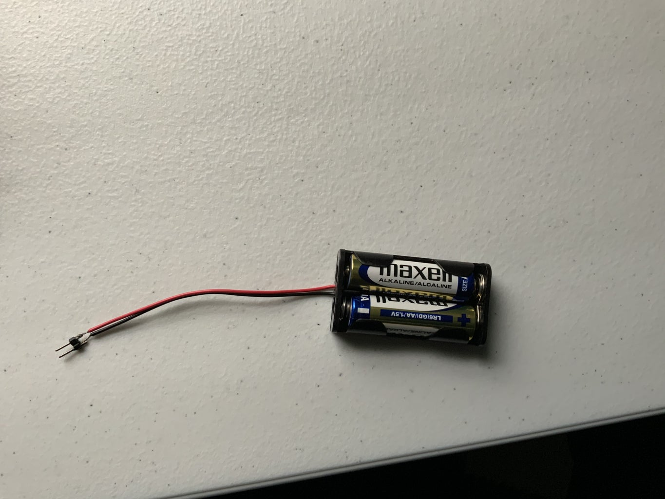 Connect Battery Holder