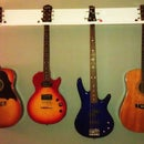 4-Guitar Wall Mount/Hanger