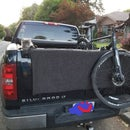 Truck Tailgate Bike Rack
