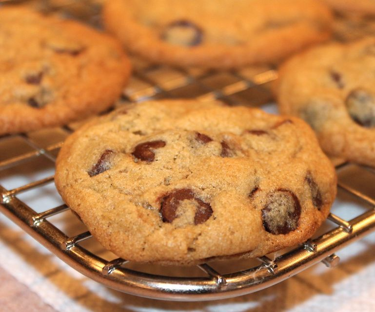 Amazing Chocolate Chip Cookie