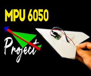 MPU 6050 Teapot  Project
