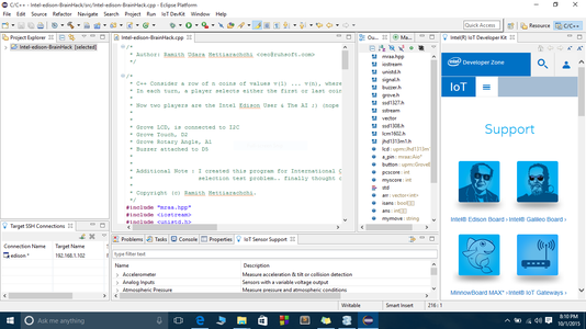 Setting Up Eclipse* IDE