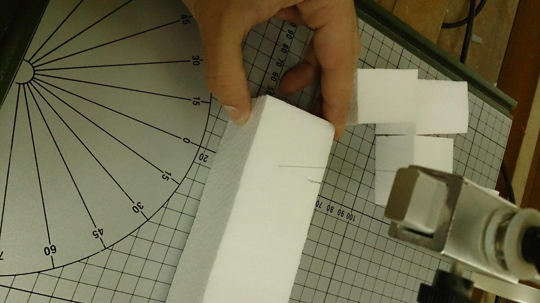 Styrofoam Cubes