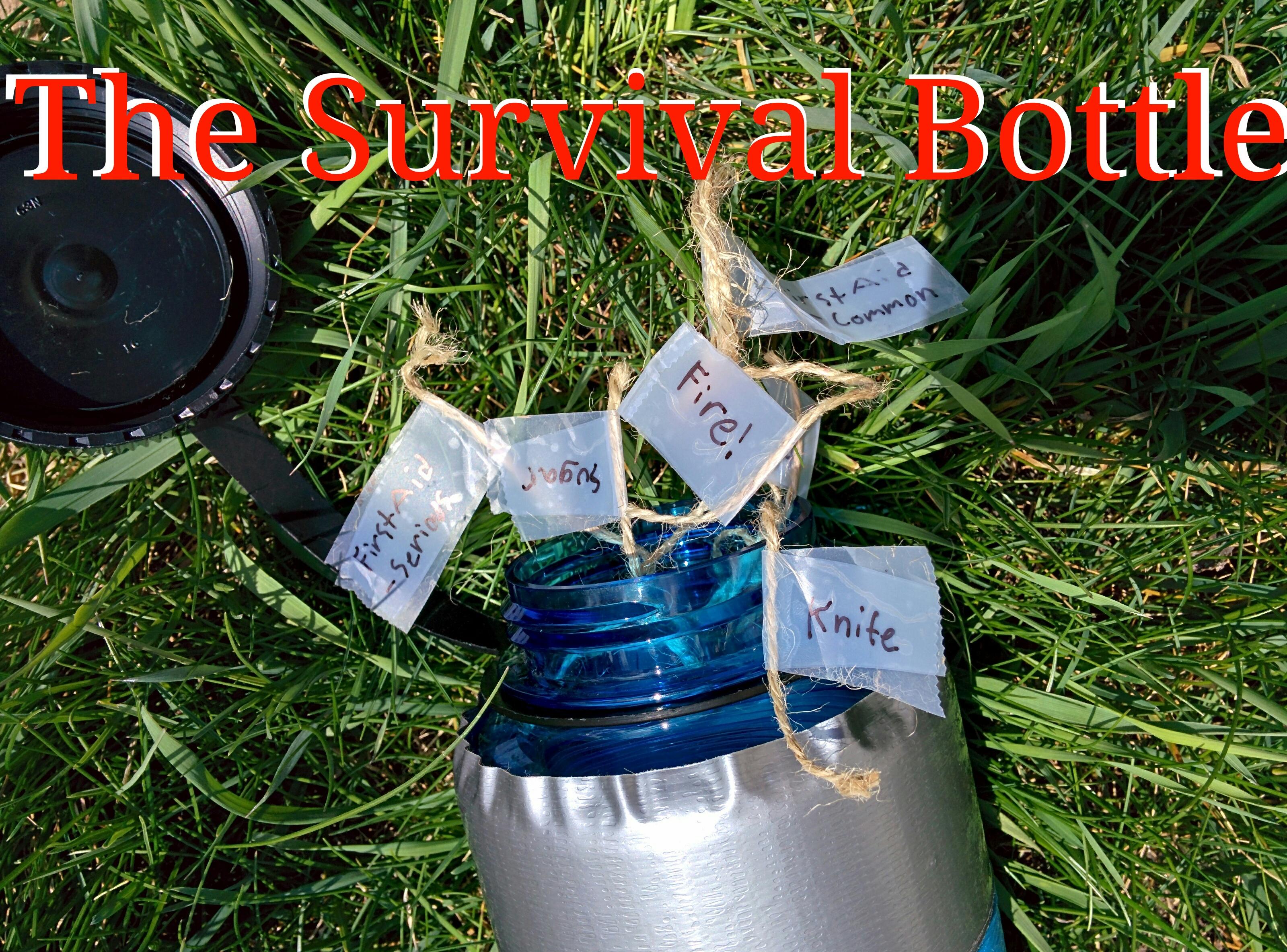 The Survival Bottle