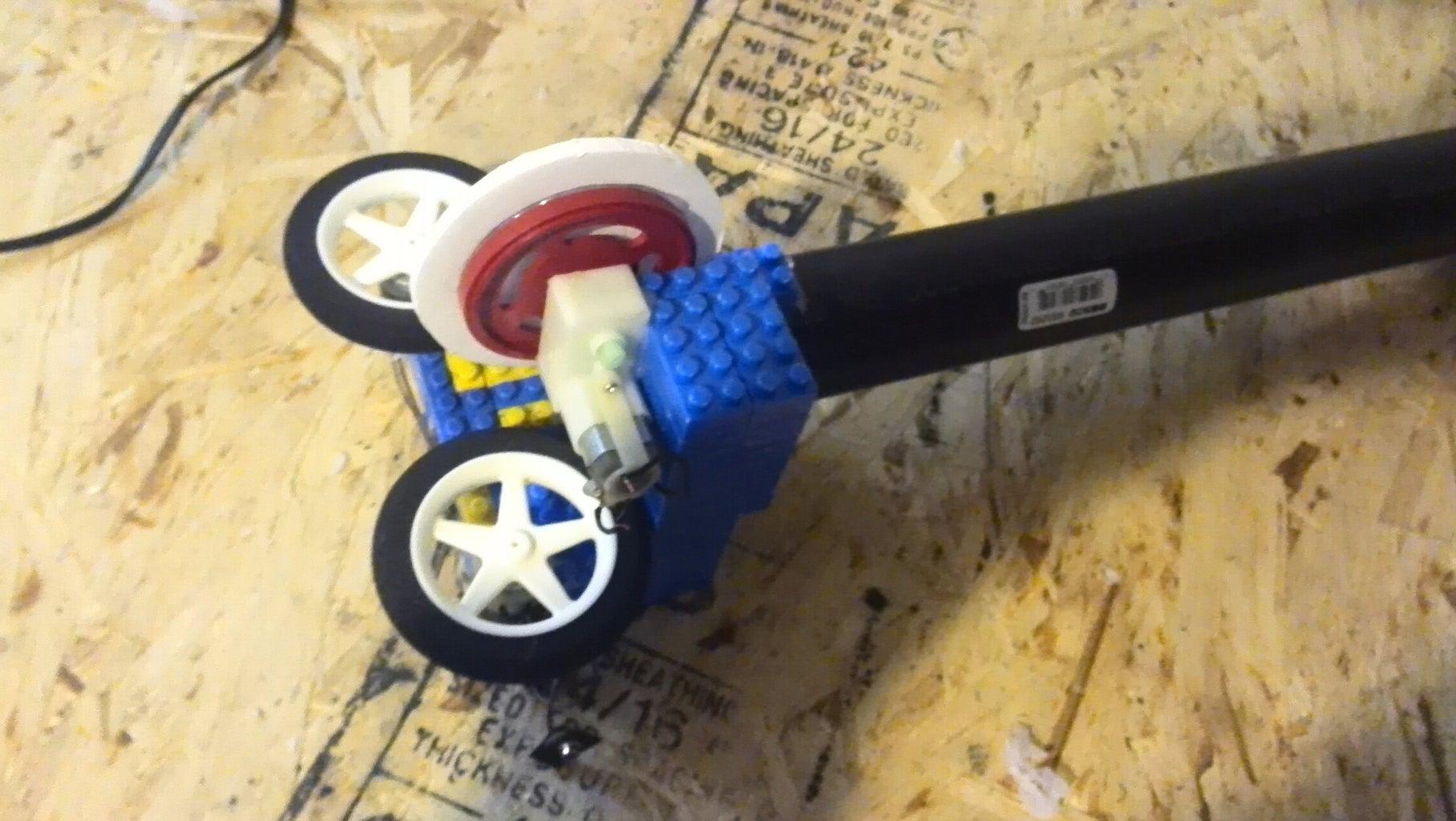 Make Ball Dispenser Part 2