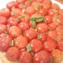 Tarte des tomates
