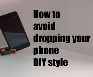 How to Avoid Dropping Your Phone DIY Style