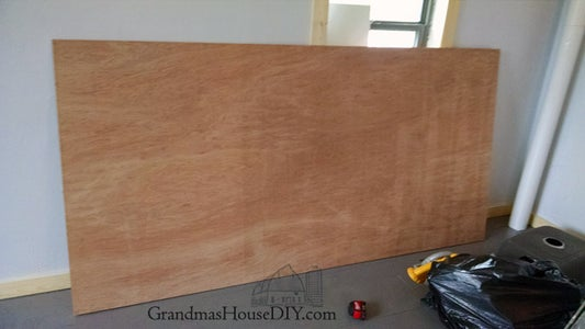Getting and Cutting the Plywood