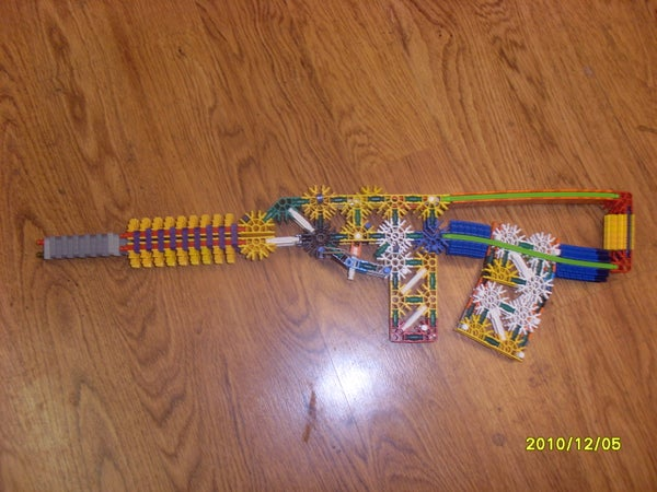 Deathbytoasts Knex Guns