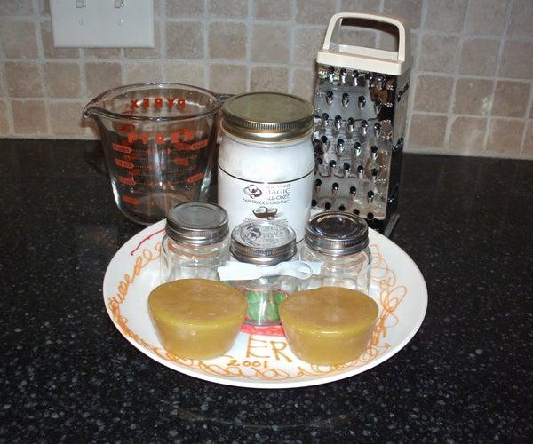 How to Make Organic Lip Balm!