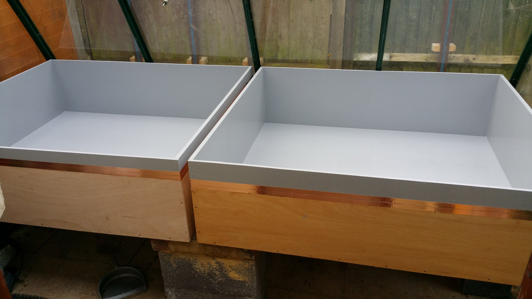 Building Your Grow Bed.
