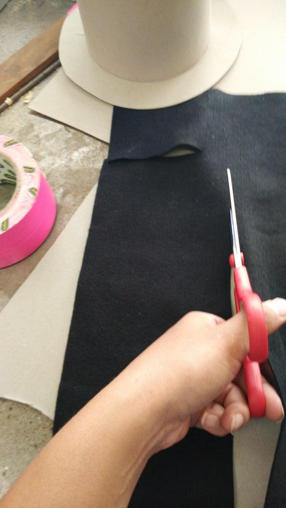 Cut and Glue the Tube