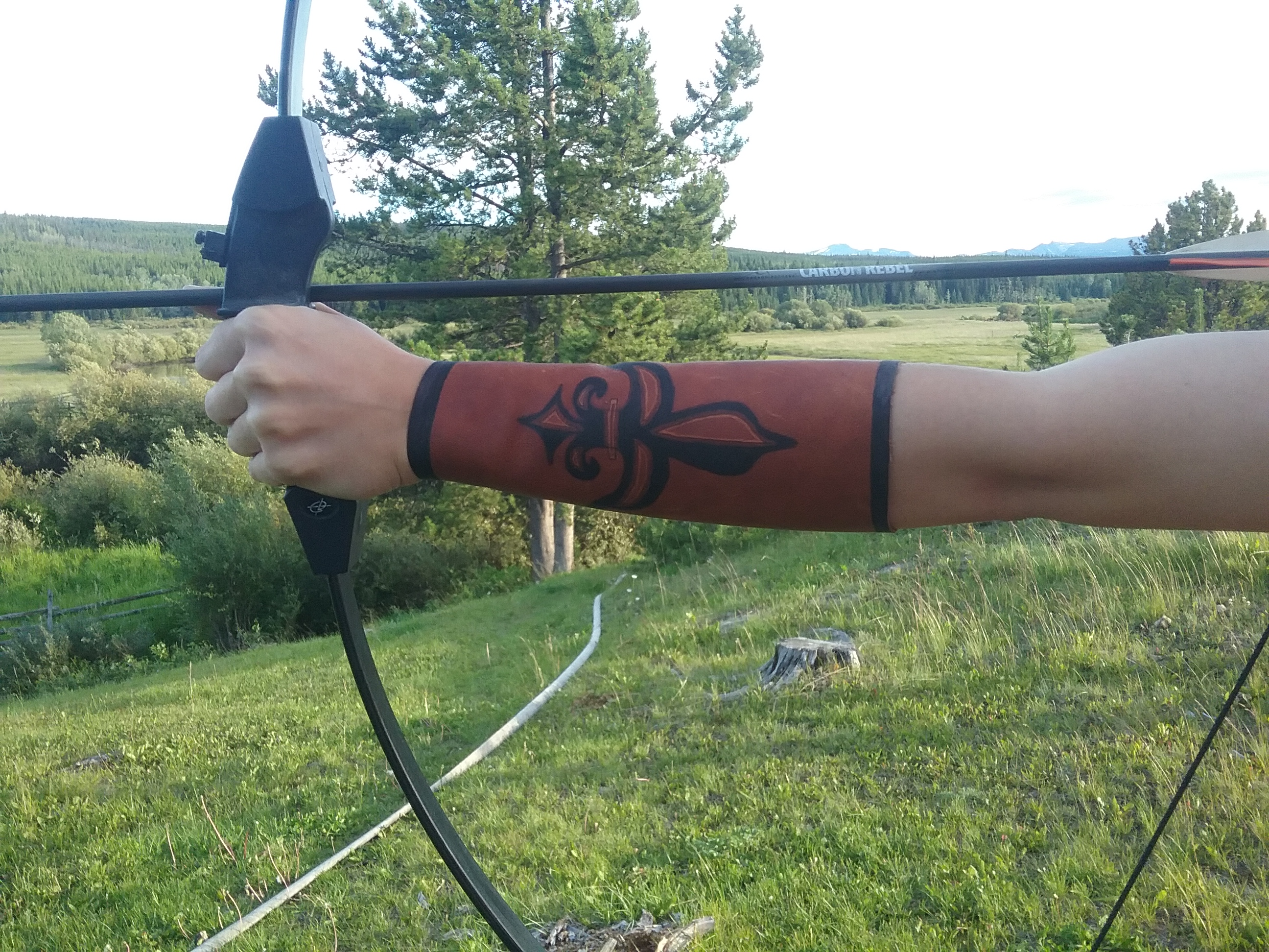 Medieval Arm Bands