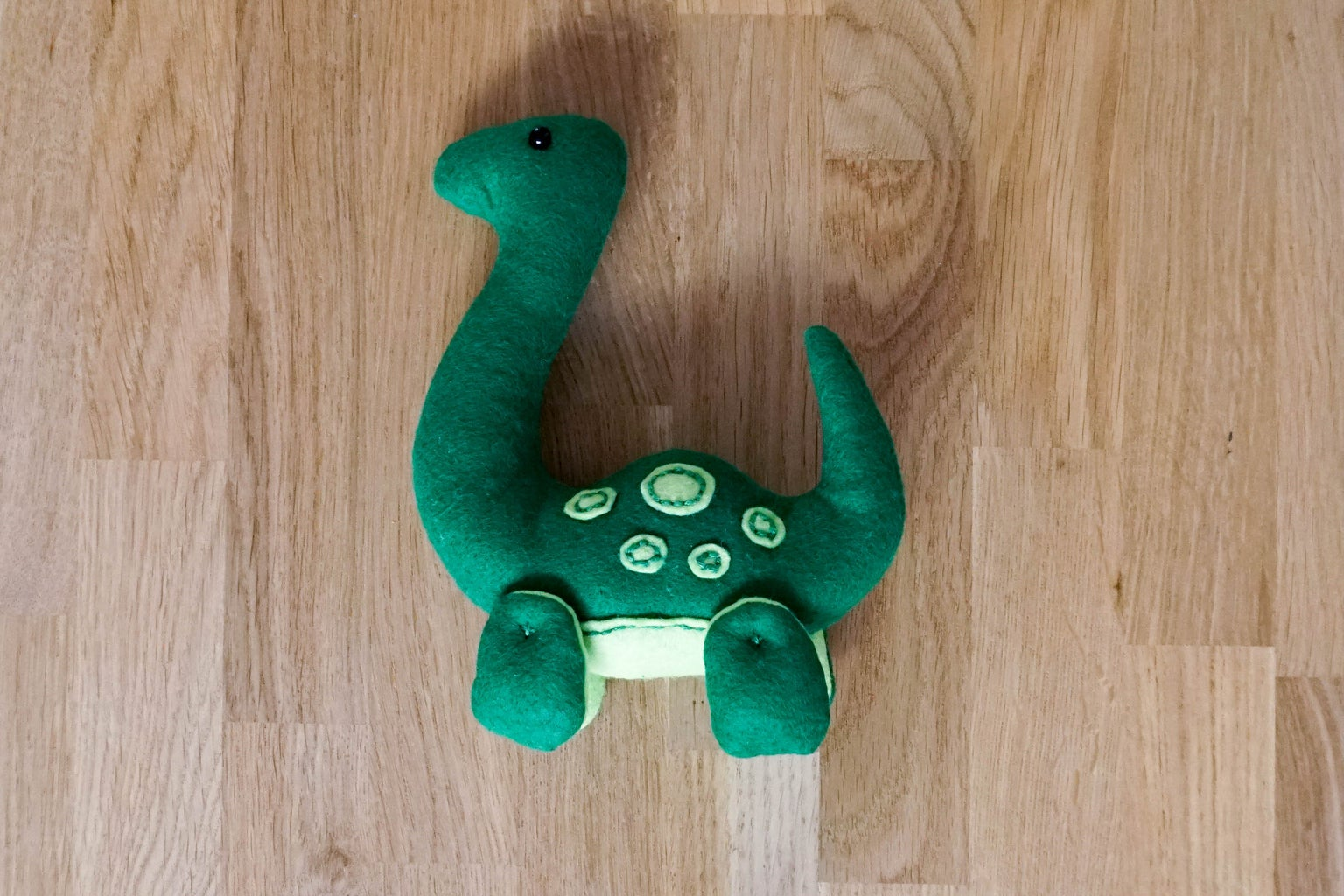 Sew the Dinosaurs