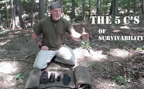 The 5 Cs Of Survivability