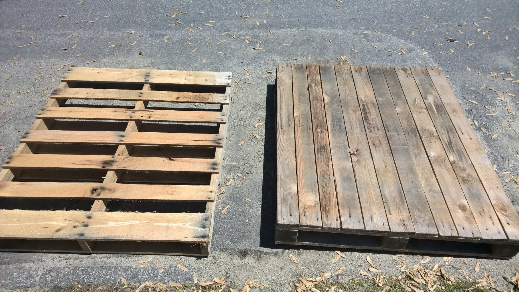 Choosing Your Pallets