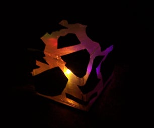 My Awesome LED Cube (Allspark)