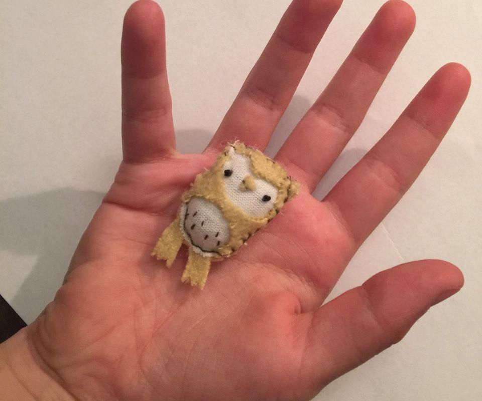 How To Make A Tiny Owl!
