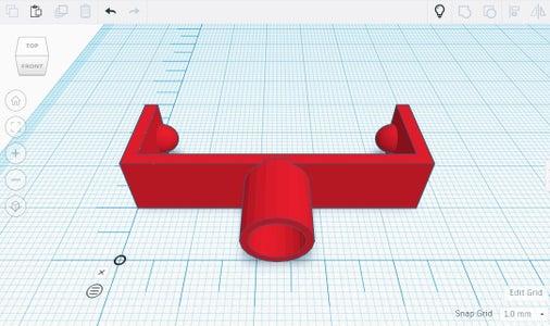 Designing Dustpan Handle