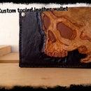 Make A Custom Leather Wallet - FREE PATTERN
