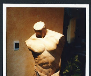Fiber Glass Statue Short Cuts