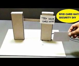 RFID Door Security Arduino