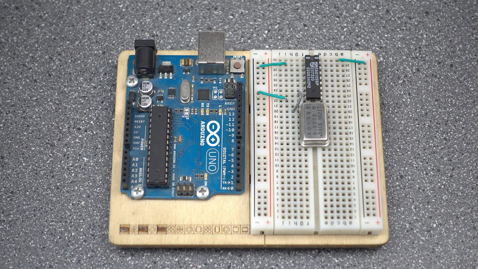 Wiring - TTL Oscillator