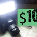 Dslr Panel Light for UNDER $10