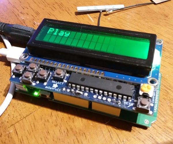 Mediatek LinkIT ONE Mp3 Player