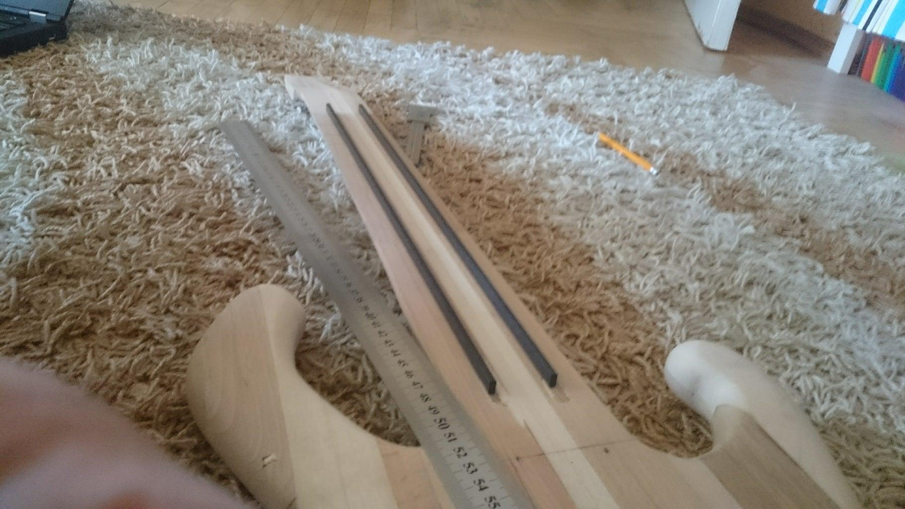 Inserting Tossrods