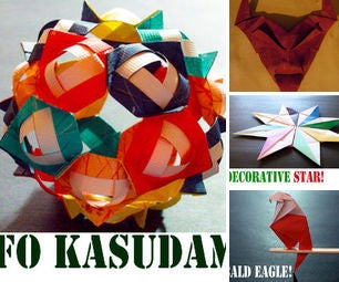 Origami Projects